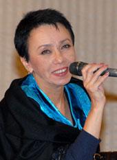 Лариса Кужугетовна, сестра нашего прославленного земляка Сергея Кужугетовича Шойгу